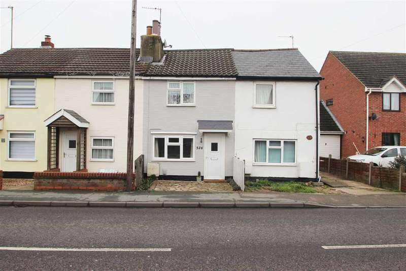 2 Bedrooms Terraced House for sale in Straight Road, Lexden, Colchester