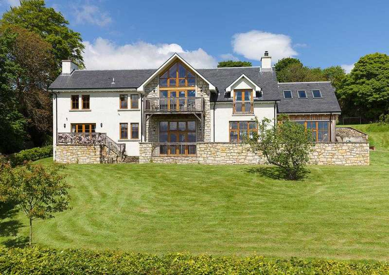5 Bedrooms Detached House for sale in Lawhill Farm, Dollar