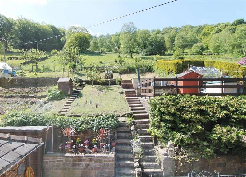 3 Bedrooms Terraced House for sale in Stubbing Brink, Hebden Bridge