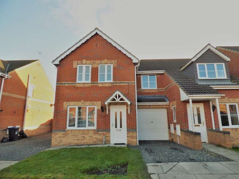 3 Bedrooms Semi Detached House for sale in Regent Court, South Hetton