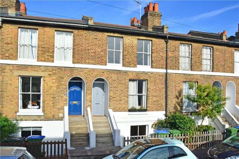 2 Bedrooms Terraced House for sale in Lizban Street, Blackheath, London, SE3