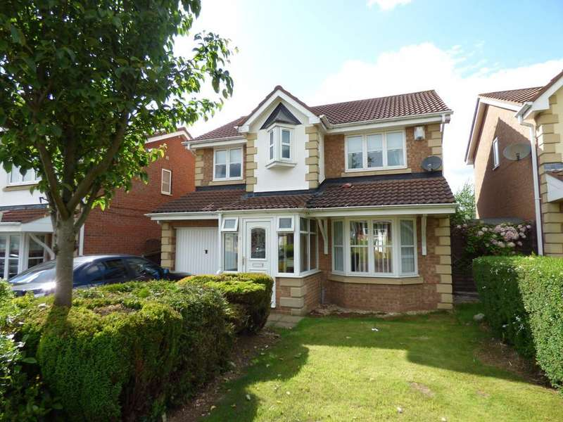 4 Bedrooms Detached House for sale in Tilbury Close, Philidelphia