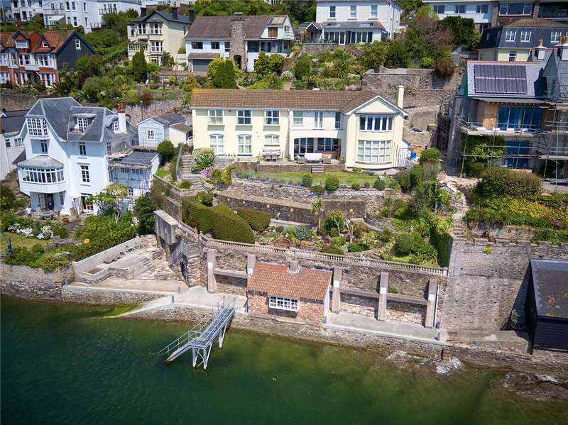 5 Bedrooms Detached House for sale in Beacon Road, Kingswear, Dartmouth, Devon