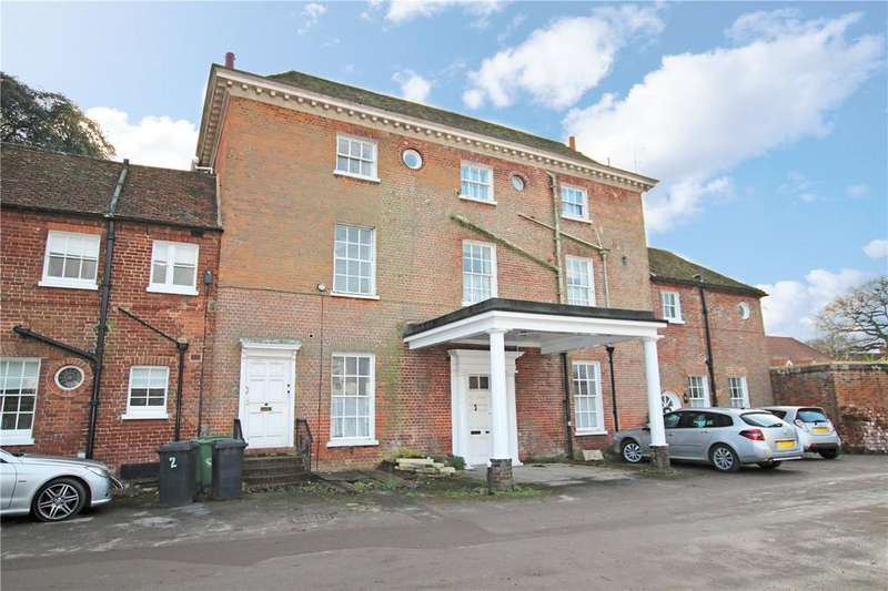 3 Bedrooms Flat for sale in Calcot Grange House, Mill Lane, Calcot, Reading, RG31