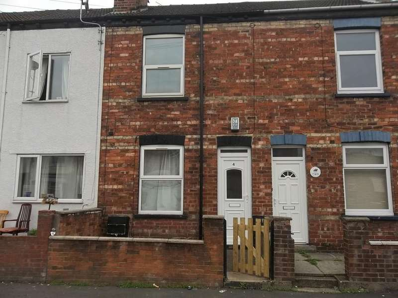 3 Bedrooms Terraced House for sale in Burton Street, Gainsborough