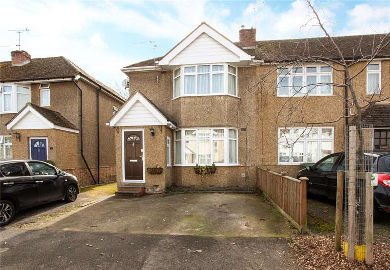 2 Bedrooms Semi Detached House for sale in Forest Road, Windsor, Berkshire, SL4