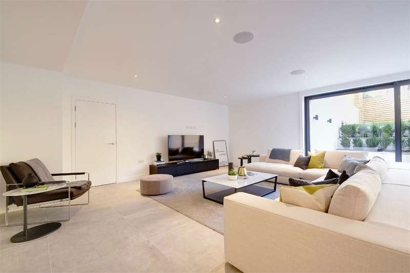 3 Bedrooms Flat for sale in Pinnacle, Muswell Hill, London
