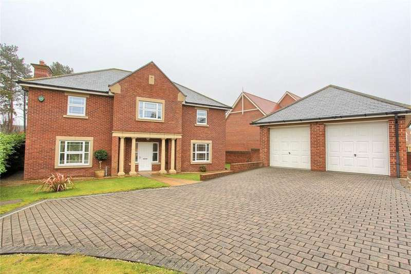 5 Bedrooms Detached House for sale in Black Wood, Wynyard