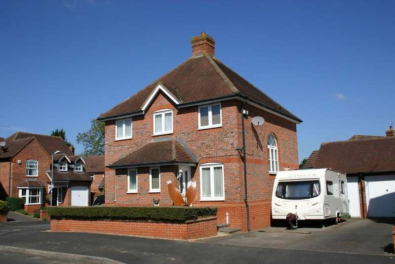 3 Bedrooms Detached House for sale in Holly Road, Shipston On Stour