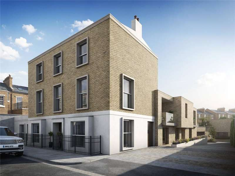 5 Bedrooms Semi Detached House for sale in Victoria Gardens, Notting Hill, London