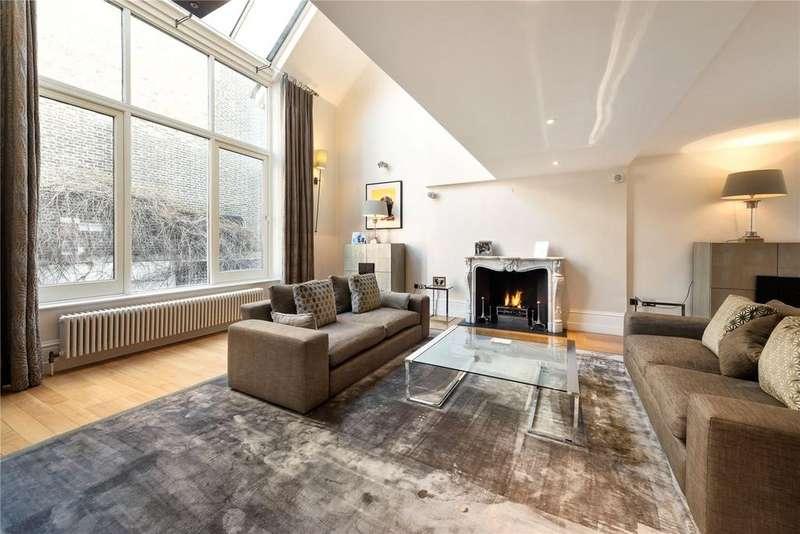 3 Bedrooms House for sale in Cheniston Gardens Studios, 20 Cheniston Gardens, Kensington, London