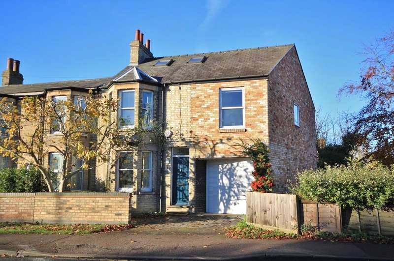 4 Bedrooms Semi Detached House for sale in Histon Road, Cambridge