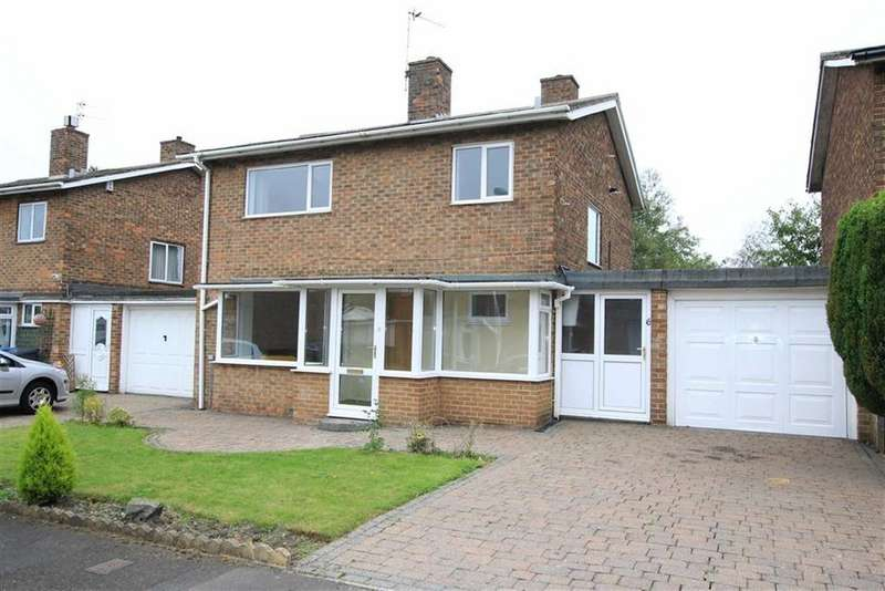 3 Bedrooms Detached House for sale in Church Close, Newton Aycliffe, County Durham