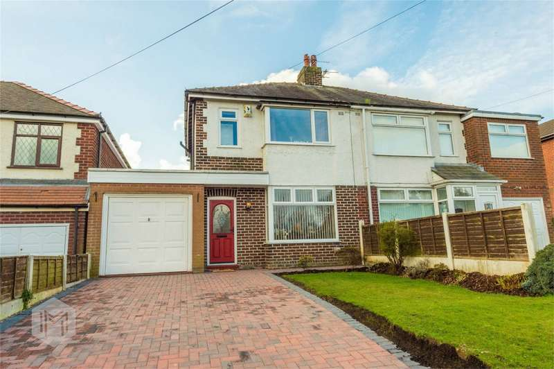 3 Bedrooms Semi Detached House for sale in North Road, Atherton, Manchester, Lancashire