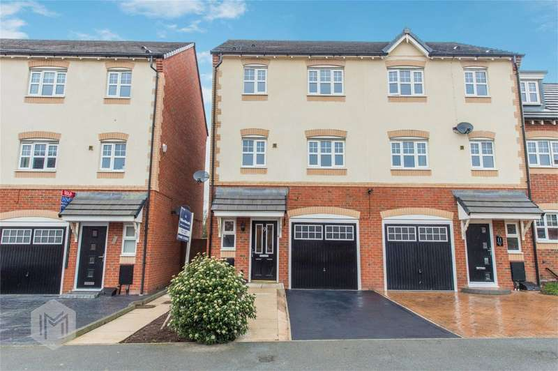4 Bedrooms End Of Terrace House for sale in Blakemore Park, Atherton, Manchester, Lancashire
