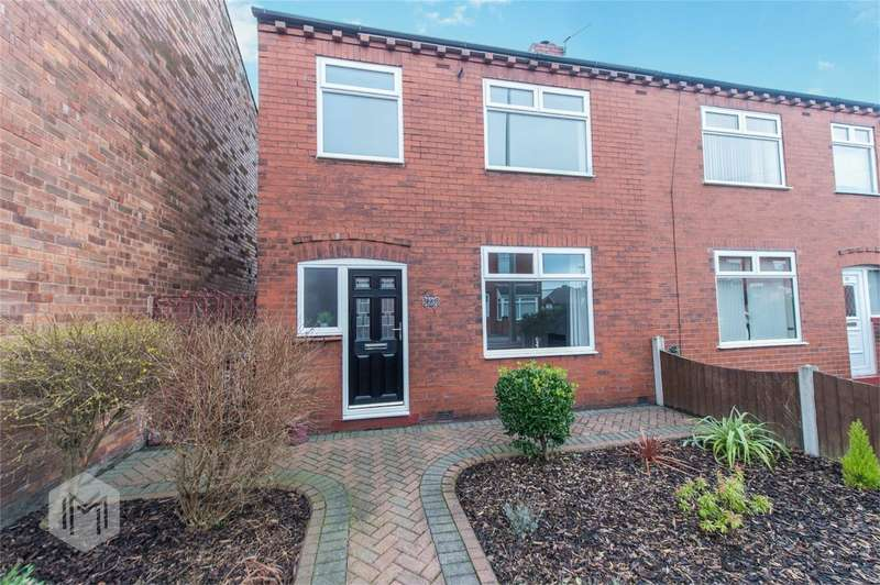 3 Bedrooms Semi Detached House for sale in Swan Lane, Hindley Green, Wigan, Lancashire