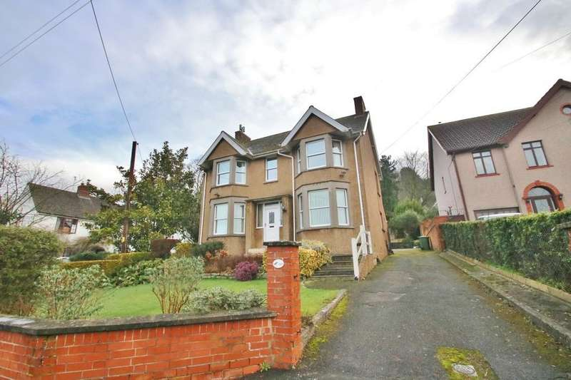 4 Bedrooms Detached House for sale in Wells Road, Glastonbury