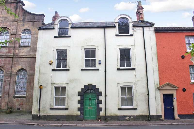 5 Bedrooms Terraced House for sale in Paul Street, Shepton Mallet