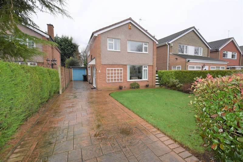 3 Bedrooms Detached House for sale in Copperfield Road, Cheadle Hulme