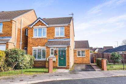 3 Bedrooms Detached House for sale in Waldley Grove, Erdington, Birmingham, West Midlands