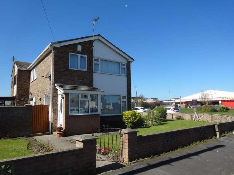 3 Bedrooms Semi Detached House for sale in Llys Madoc, Towyn
