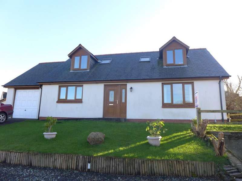 3 Bedrooms Detached Bungalow for sale in Silverdale Close, Johnston