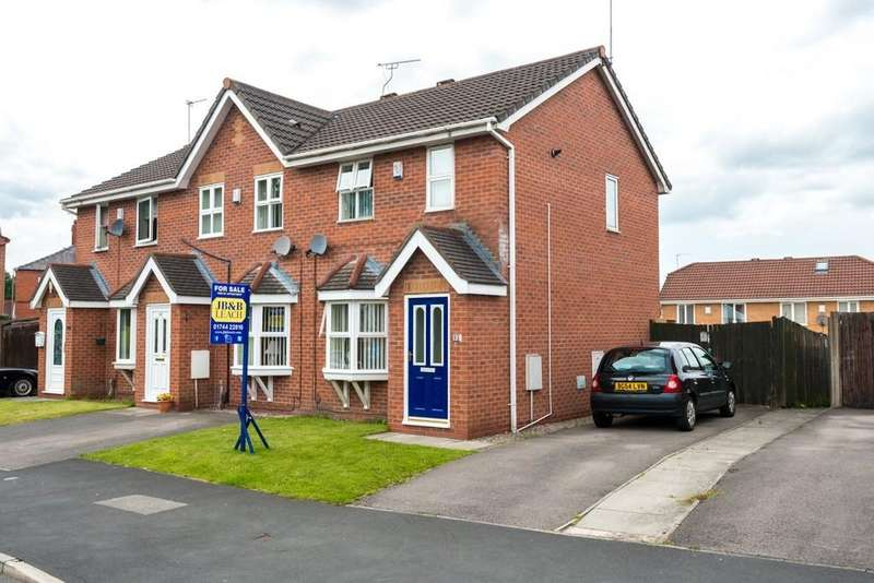 2 Bedrooms Mews House for sale in Crossley Road, Toll Bar, St. Helens