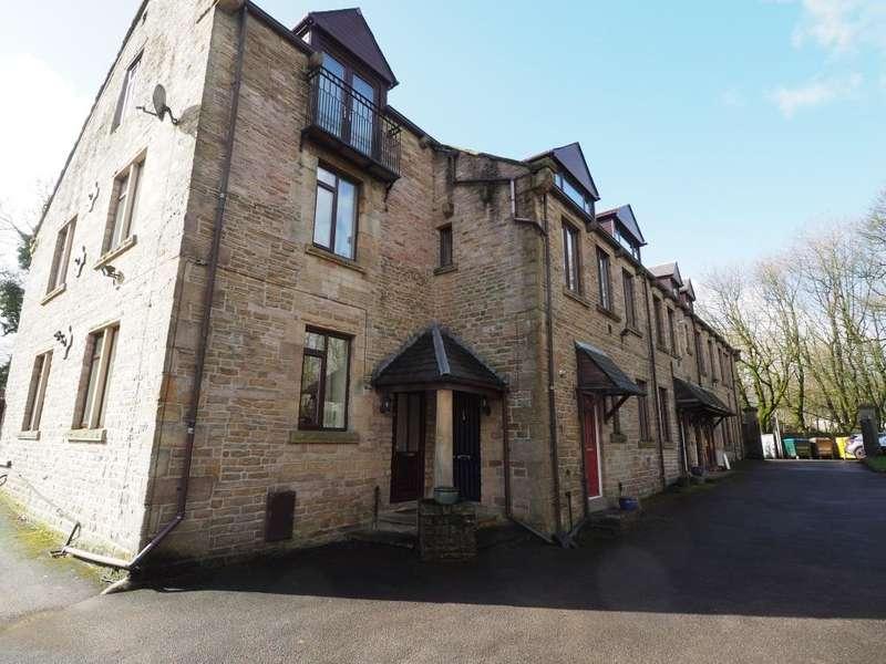 3 Bedrooms Duplex Flat for sale in Hayfield Road, Chapel-en-le-Frith, High Peak, Derbyshire, SK23 0QE