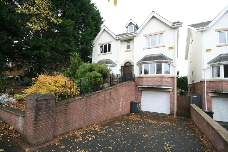 5 Bedrooms Detached House for sale in Regent Road, Southport, PR8 2EB
