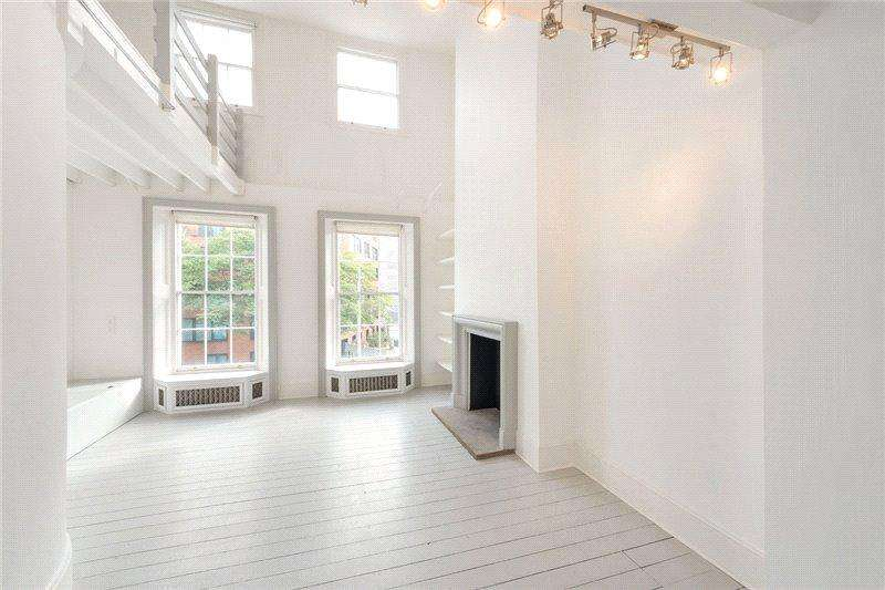 3 Bedrooms House for sale in Fulham Road, West Brompton, London, SW10