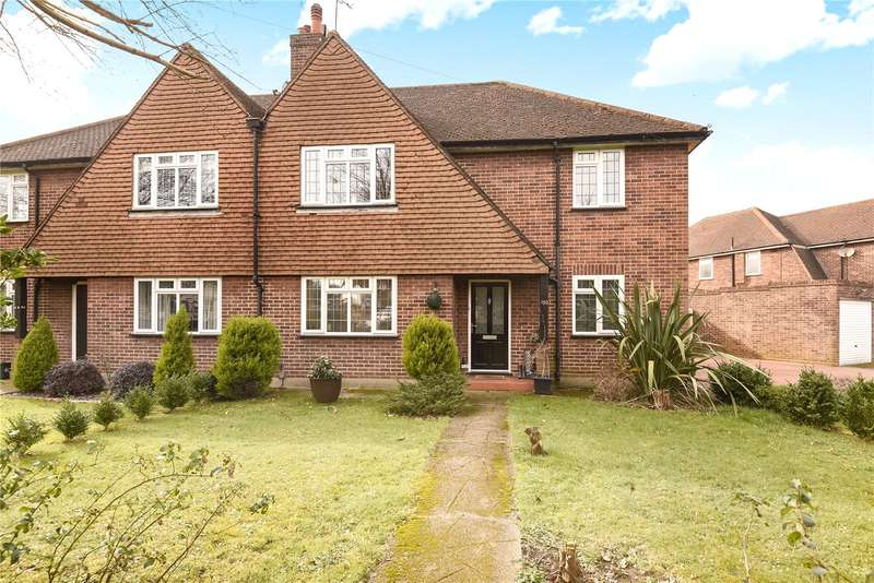 2 Bedrooms Maisonette Flat for sale in Sharps Lane, Ruislip, Middlesex, HA4