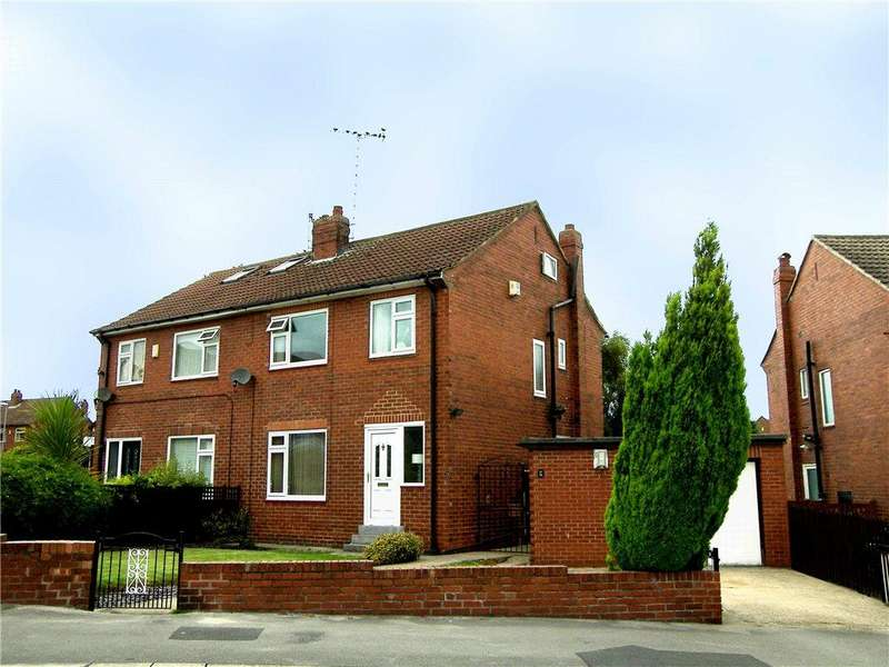 4 Bedrooms Semi Detached House for sale in Kirkdale Avenue, Leeds