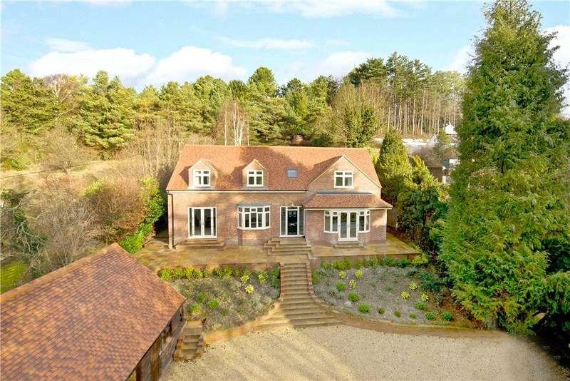6 Bedrooms Detached House for sale in Cadsden Road, Cadsden, Princes Risborough, Buckinghamshire