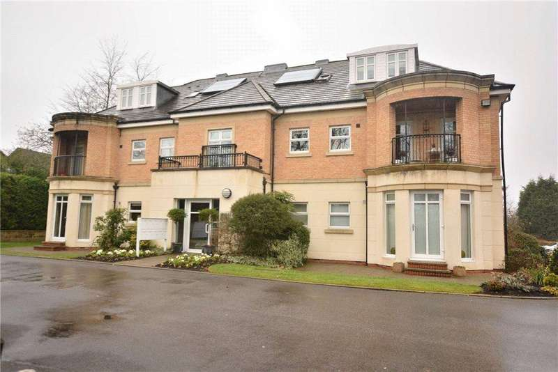 2 Bedrooms Apartment Flat for sale in Sandringham House, 501 Harrogate Road, Leeds, West Yorkshire