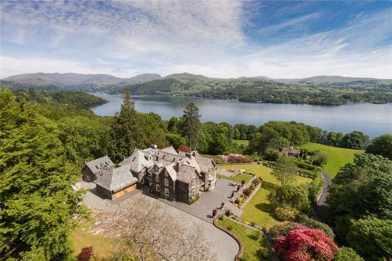 5 Bedrooms Unique Property for sale in High Wray, Ambleside, Cumbria, LA22