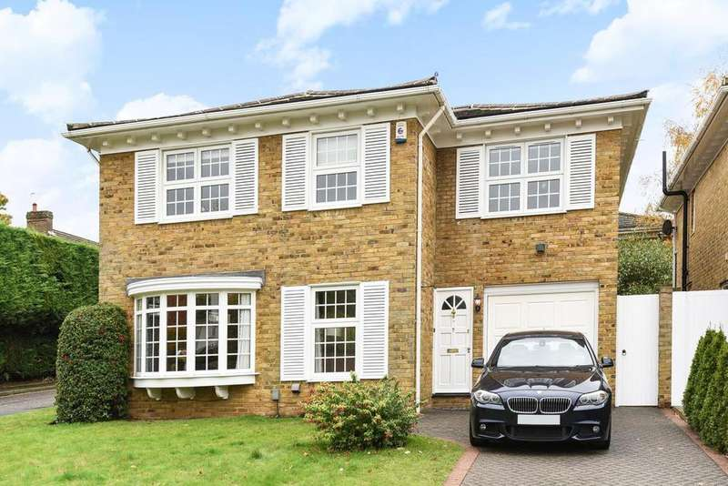 5 Bedrooms Detached House for sale in Wood Drive, Chislehurst, BR7
