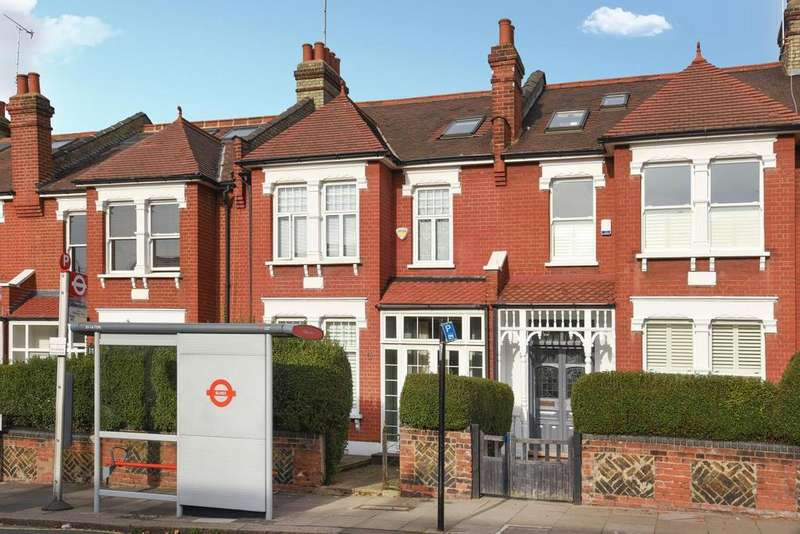 4 Bedrooms Terraced House for sale in Rokesly Avenue, Crouch End, N8