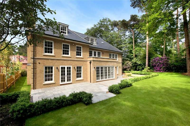 6 Bedrooms Detached House for sale in The Glade, Woodend Drive, Ascot, Berkshire, SL5