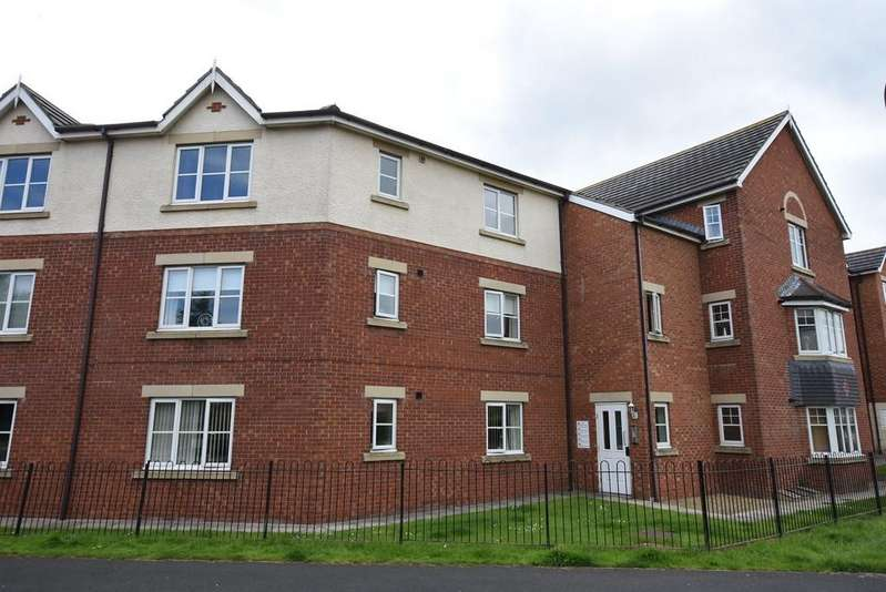2 Bedrooms Ground Flat for sale in Dumbarton Close, The Broadway