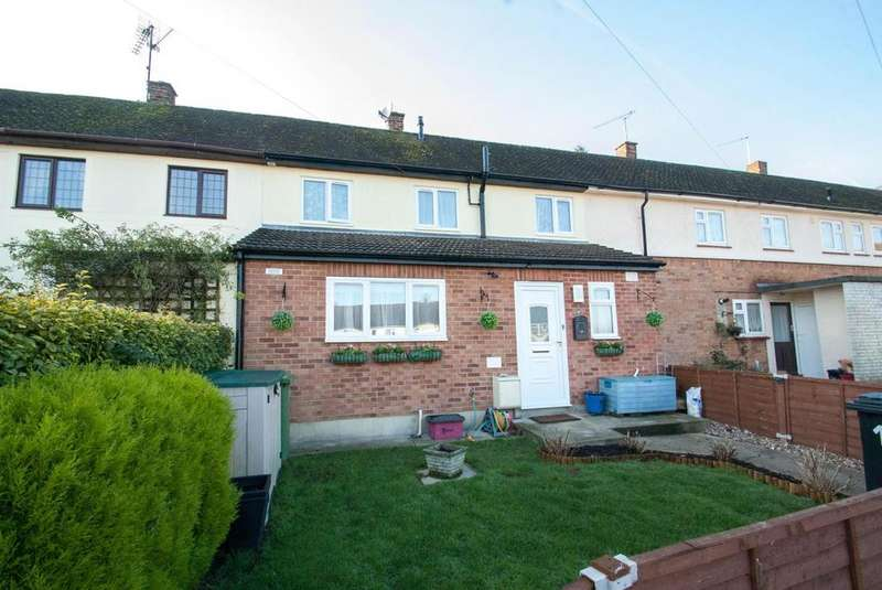 3 Bedrooms Terraced House for sale in Lancaster Close, Pilgrims Hatch, Brentwood, Essex, CM15