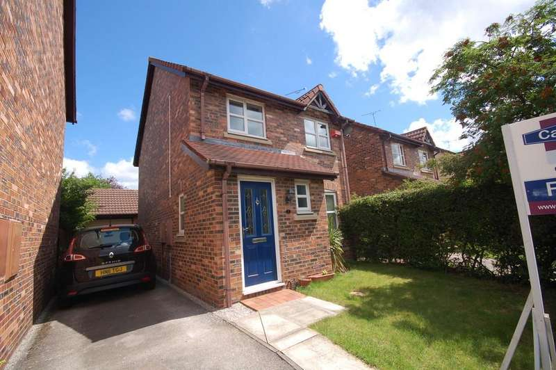 3 Bedrooms Detached House for sale in Oaktree Court, Hoole