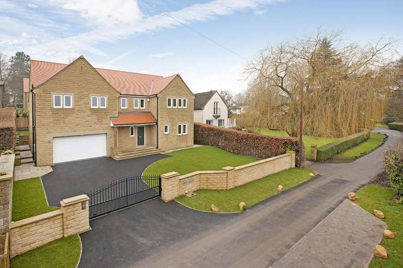 5 Bedrooms Detached House for sale in Westbourne Drive, Menston