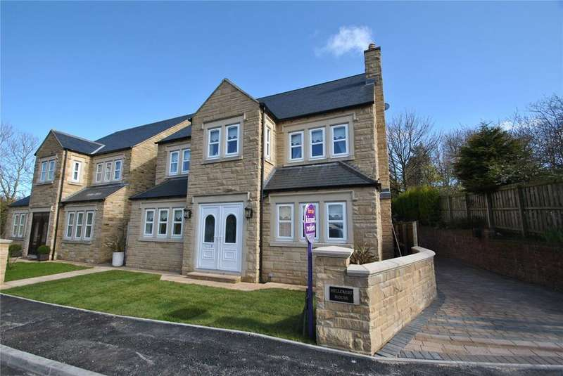 5 Bedrooms Detached House for sale in Hillcrest Mews, Cold Heselden, Seaham, Co. Durham, SR7