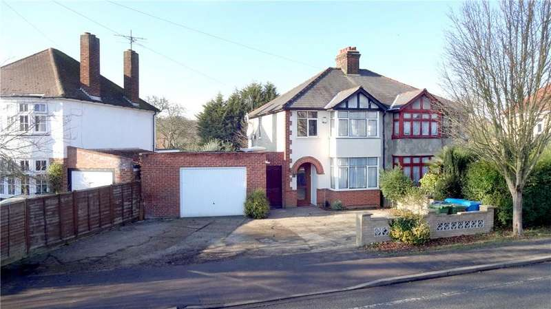 3 Bedrooms Semi Detached House for sale in Histon Road, Cambridge, CB4