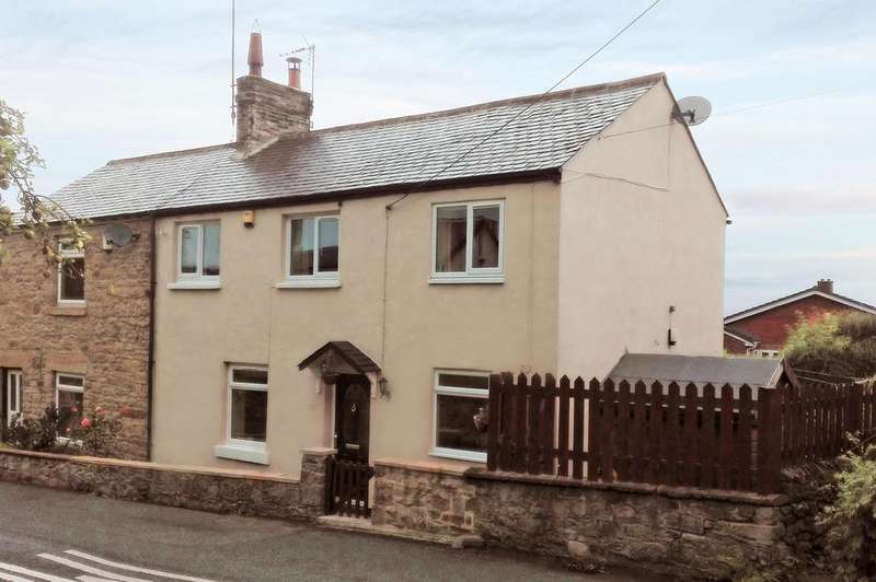 3 Bedrooms Semi Detached House for sale in Burnopfield