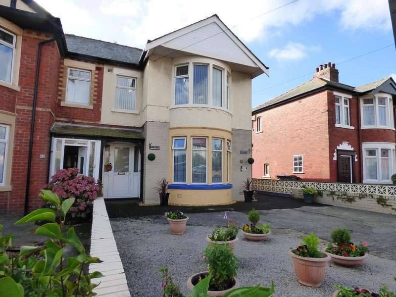 2 Bedrooms Flat for sale in Mossom Lane, Thornton - Cleveleys, Lancashire, FY5 1RL