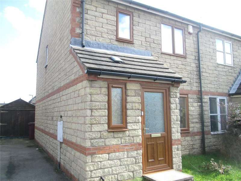 3 Bedrooms End Of Terrace House for sale in Newscotts Street, Langwith, Nottinghamshire, NG20