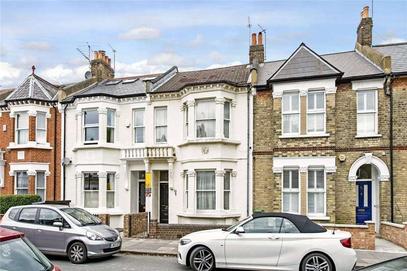 4 Bedrooms Terraced House for sale in Agamemnon Road, West Hampstead, London, NW6