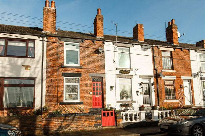 2 Bedrooms Terraced House for sale in Bottom Boat Road, Stanley, Wakefield, West Yorkshire