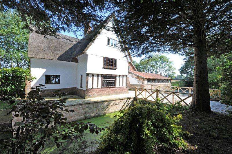 4 Bedrooms Detached House for sale in North Green, Cratfield, Halesworth, Suffolk, IP19